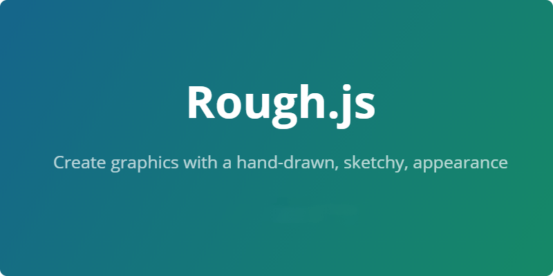 rough js library