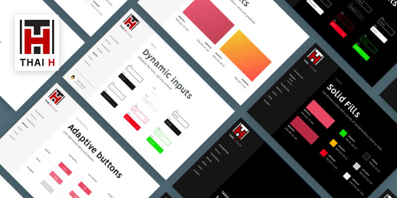 sketch ui kit concept