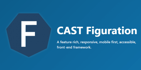 cast figuration front end framework