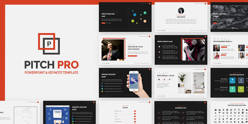 Bypeople exclusive pitch pro powerpoint keynote templates bypeople toneelgroepblik