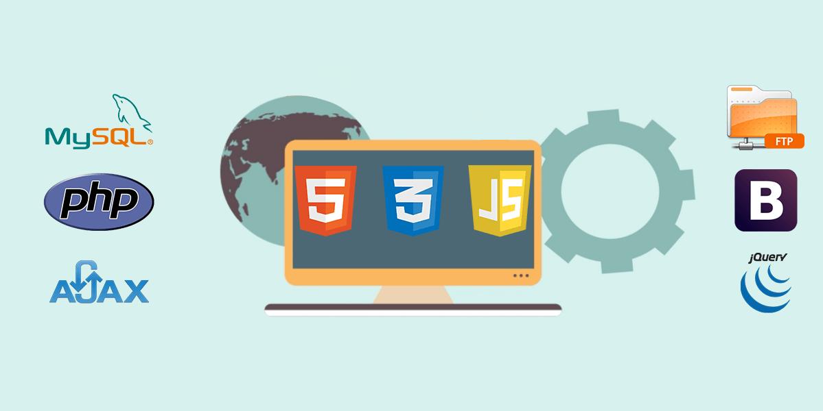 Web Development Masterclass: Go From Beginner to Ninja In 19