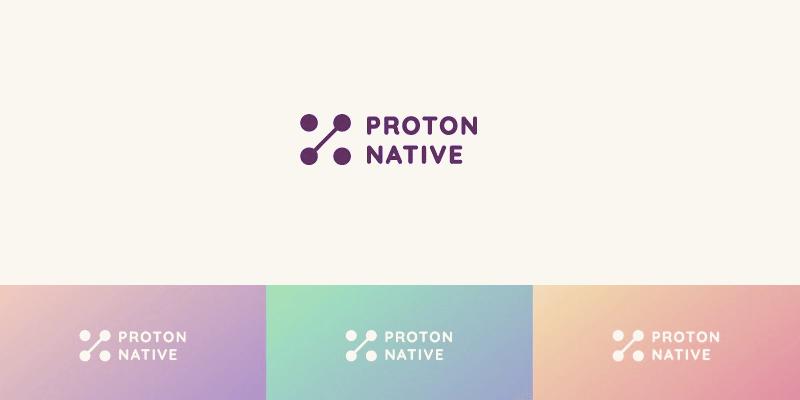 proton native react for desktop