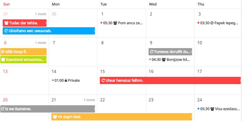 Javascript Calendar.Toast Ui Javascript Calendar Bypeople