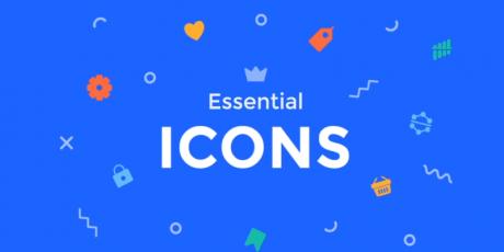 250 essential icon set