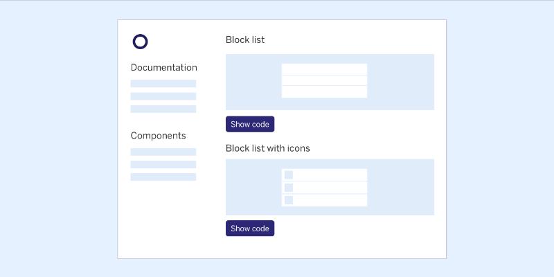 Blueprint responsive css icon grid bypeople bedrock static website generator malvernweather Gallery