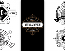 1000 Logo Templates Bundle, Ai & EPS Formats  Extended