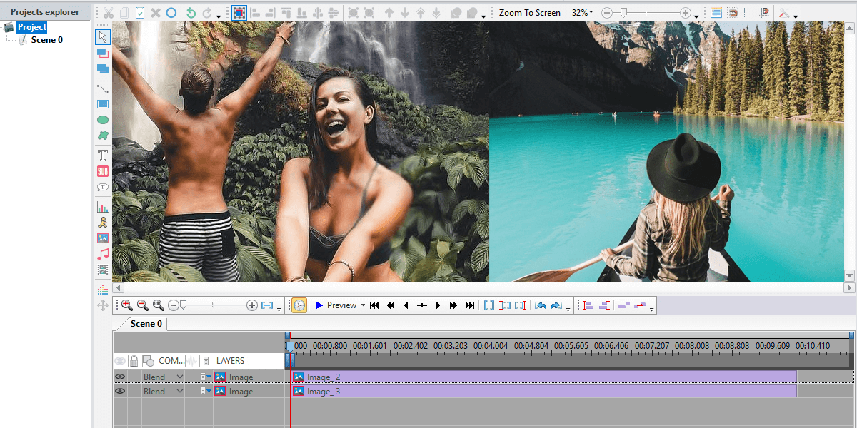 Professional Video Editor Software, Lifetime License