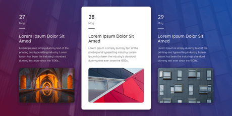 Responsive Card Slider (CSS, Swiper JS) | Bypeople