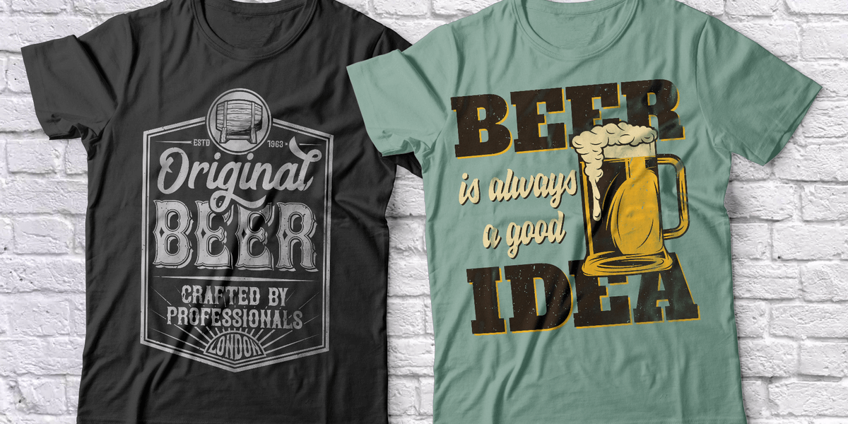 c638ca5e 100+ Vector T-Shirt & Poster Designs. Commercial Use! | Bypeople