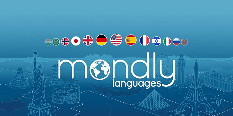 Lifetime Access: Language Learning App  Web, Android & iOS