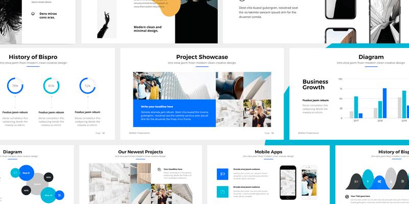 5000+ Creative Slides For Powerpoint, Keynote & Google