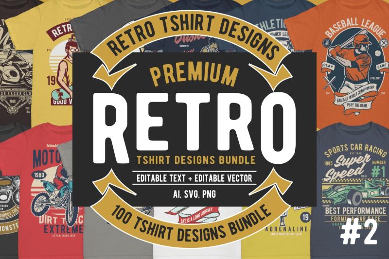 2 Different Designs Tea Shirt SVG Files