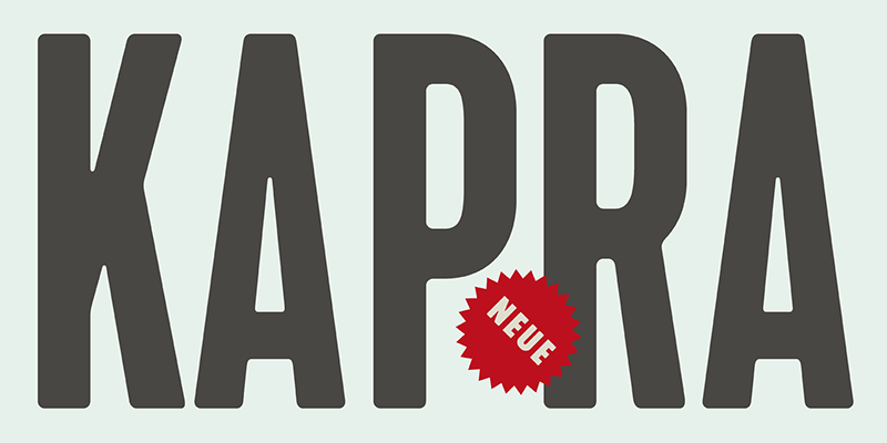 Kapra Neue Pro Font Family: 96 Sans-Serif Weights & Condensed To