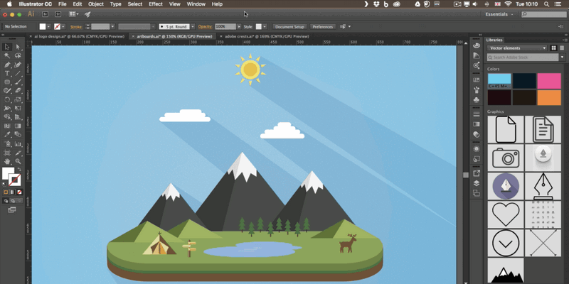 Adobe Illustrator Masterclass – 90+ Videos, Over 12h Of Learning