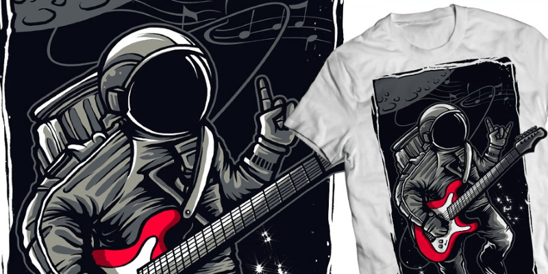 100 Vector T Shirt Designs Illustrations Eps Transparent Png Deliverables Bypeople