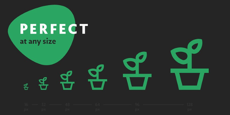 7200+ Vector Icons Pack: Ai, EPS, SVG & IconJar Files