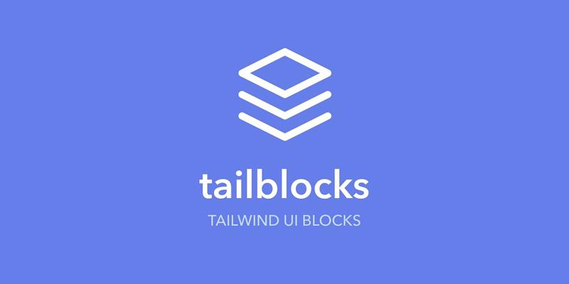 Tailblocks: Tailwind CSS Blocks | Bypeople