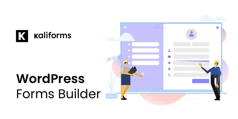 Lifetime Forms Builder Plugin for WordPress