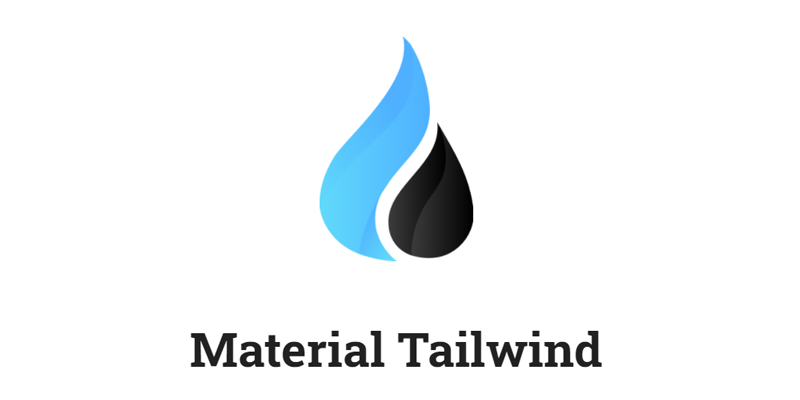 Material Tailwind – CSS Components Library